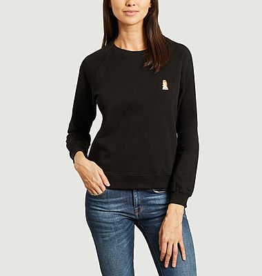 Sweatshirt Ystad Peach