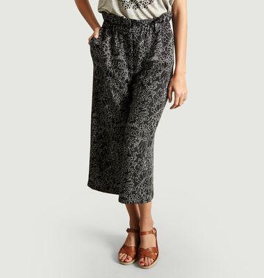 Pantalon Taille Elastiquée