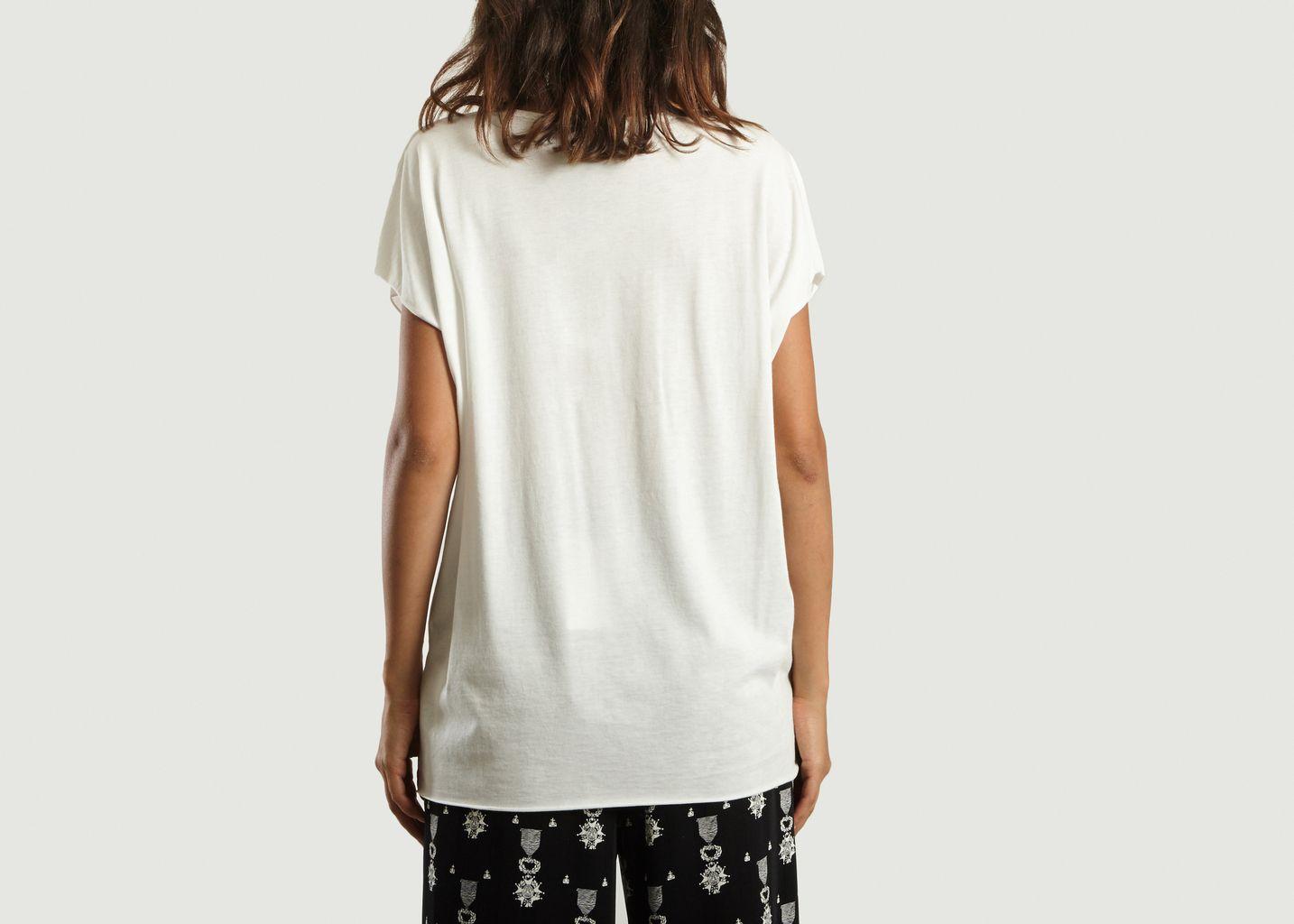 T-Shirt Sérigraphié - Dévastée