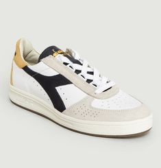 Sneakers En Cuir B.Elite