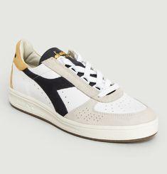 Sneakers En Cuir B.Elite