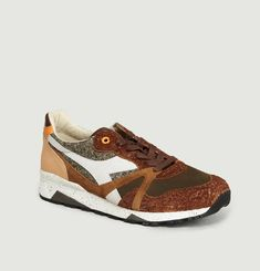 Sneakers N9000H Blacksmith Brown Cashew