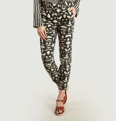 Pacifico Printed Trousers