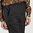 matière Pantalon droit rayé Pacifio - Diega