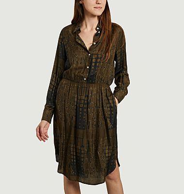 Robe-chemise imprimée Ricarda