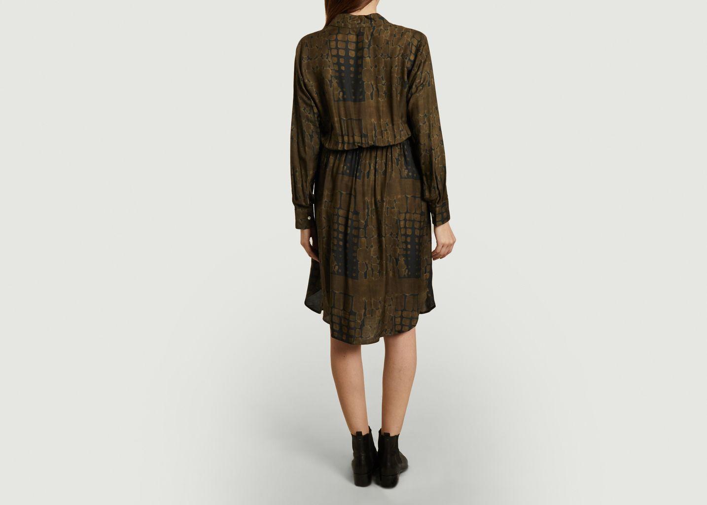 Robe-chemise imprimée Ricarda - Diega