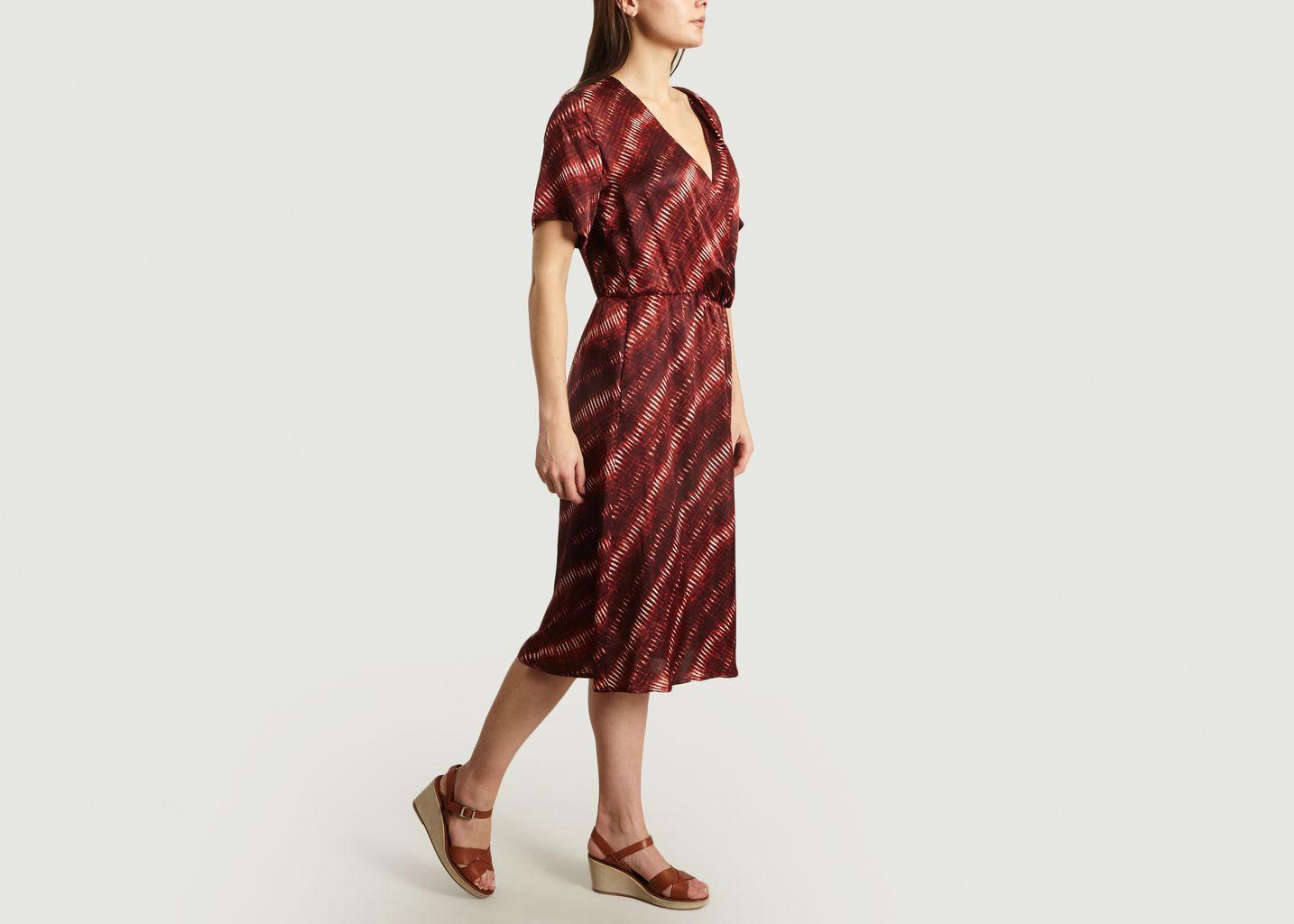 bas prix 100% de haute qualité vente chaude Robe Motif Fantaisie Renata