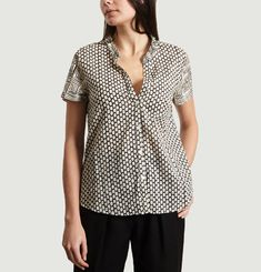 Chemise Manches Courtes Coyota