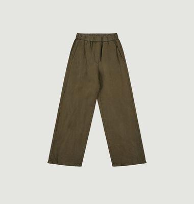 Pantalon Pantero en tencel et lin