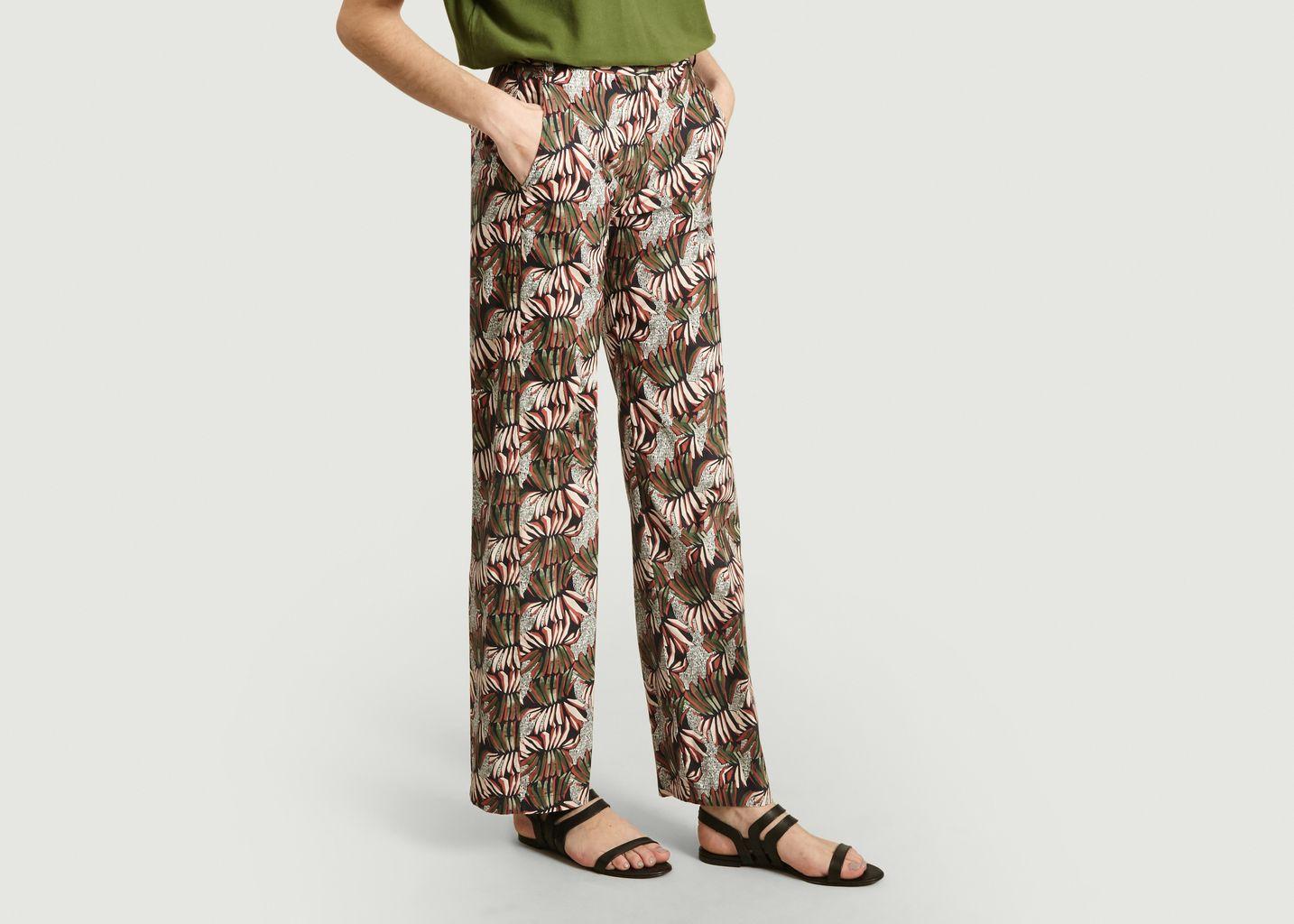 Pantalon Passio imprimé - Diega