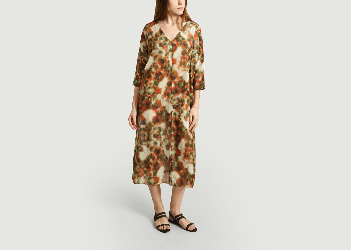 Robe Raspa imprimée - Diega