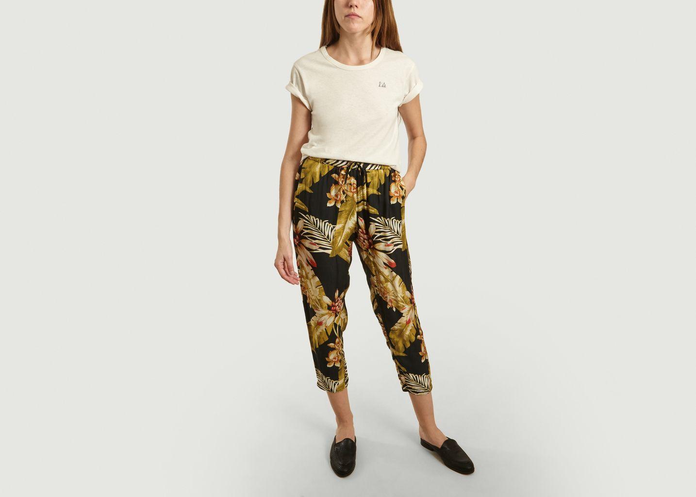 Pantalon Pezzo Imprimé - Diega