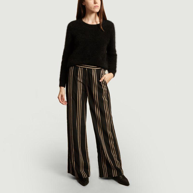 Pantalon large rayé Portorico - Diega