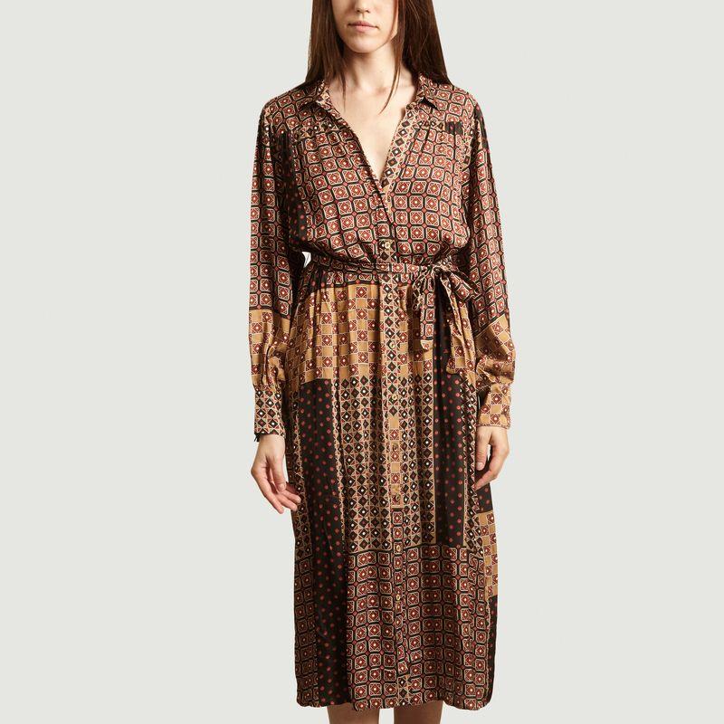 Robe-chemise mi-longue Revila - Diega