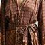 matière Robe-chemise mi-longue Revila - Diega