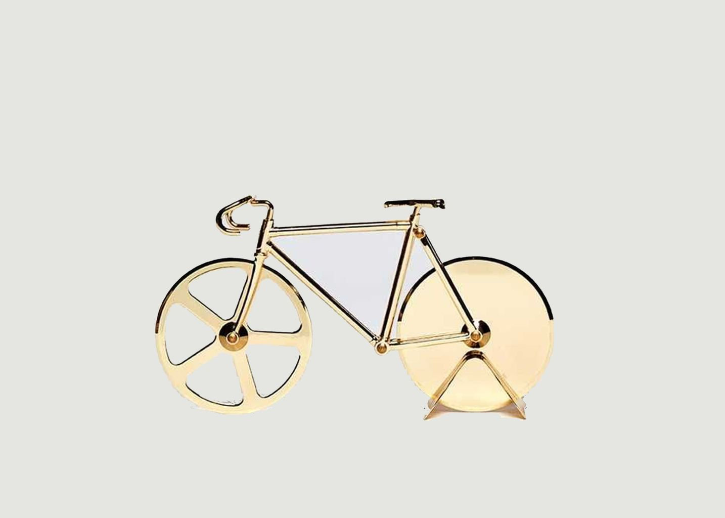 Coupe-pizza Fixie Gold - Doiy