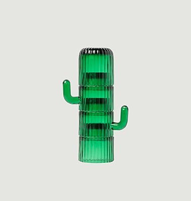 Saguaro cactus stackable coffee cups