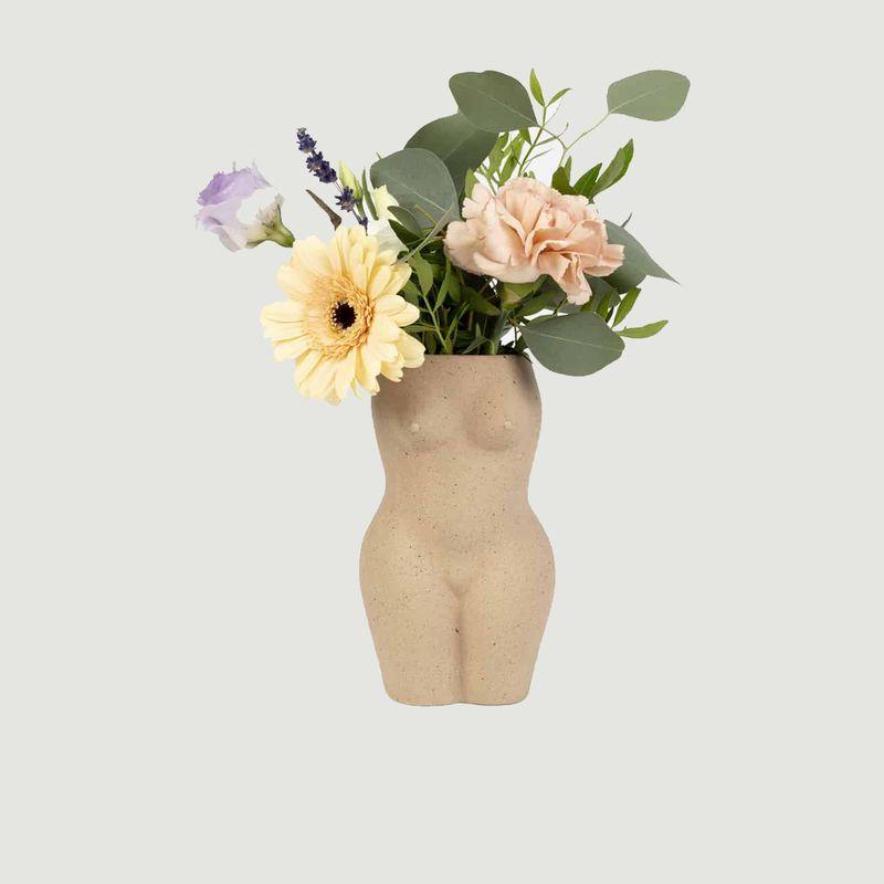 Petit vase céramique en forme de coeur  - Doiy