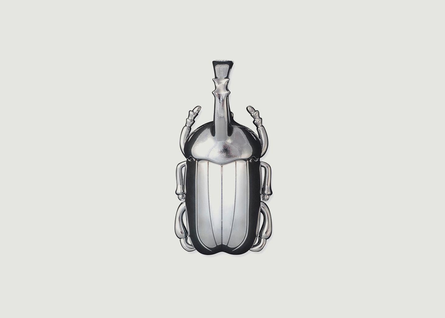 Décapsuleur scarabée Insectum argenté - Doiy
