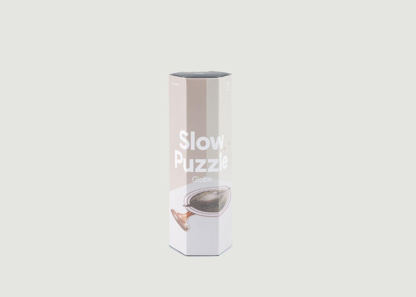Slow Puzzle Globe - Doiy