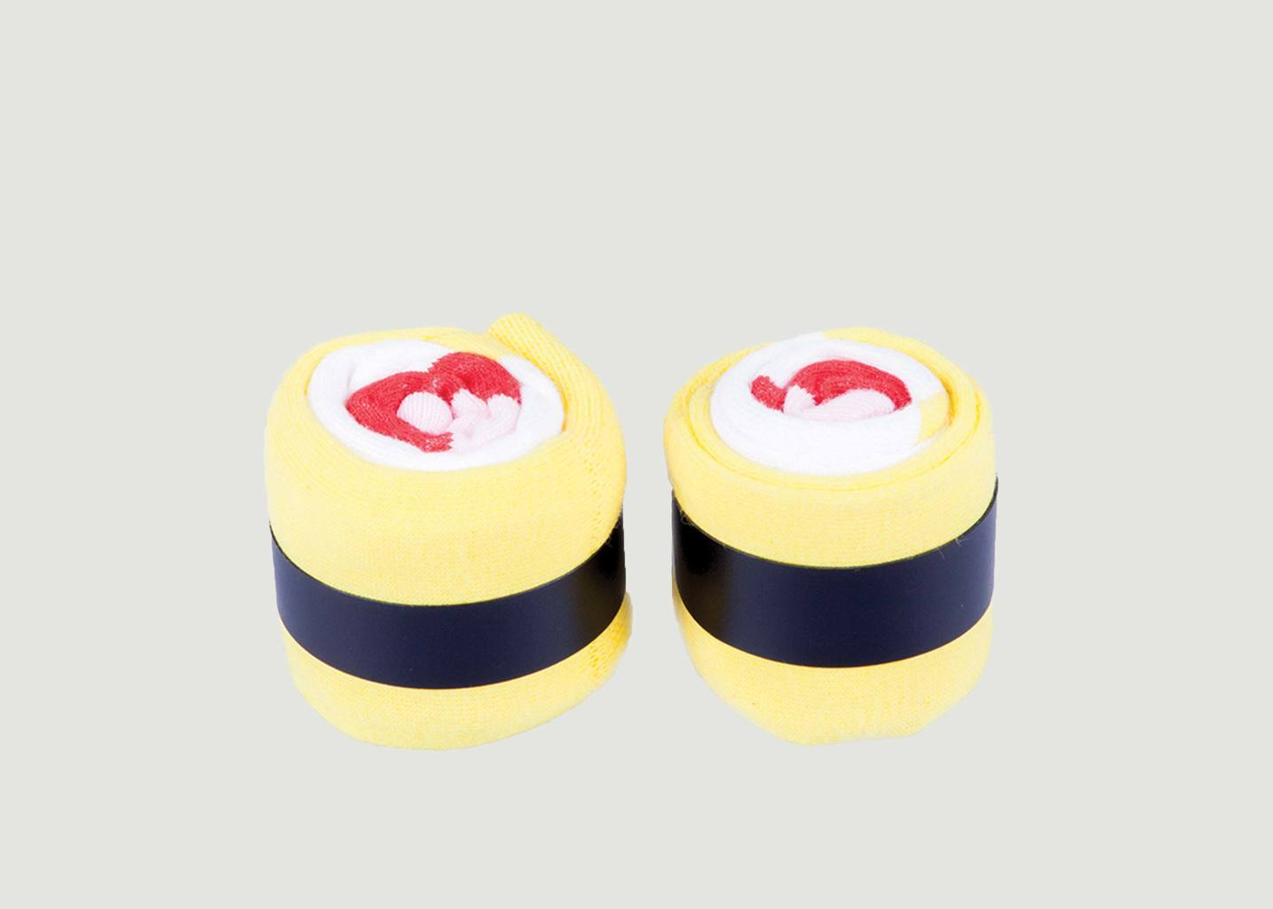 Maki Socks Omelette - Doiy