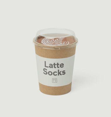 Chaussettes Café Latte