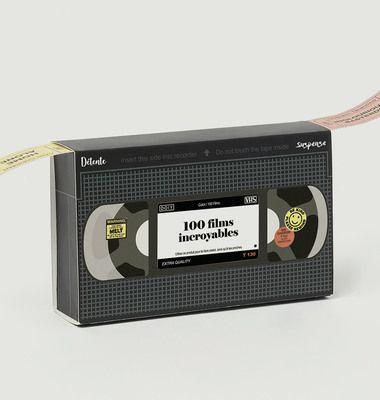 Que Voir Aujourd'hui ? 100 Films Incroyables