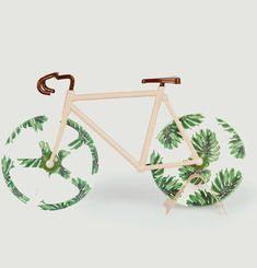 Coupe-Pizza Vélo Fixie Tropical