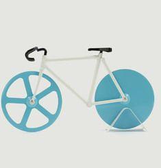 Coupe-Pizza Vélo Fixie Antartica