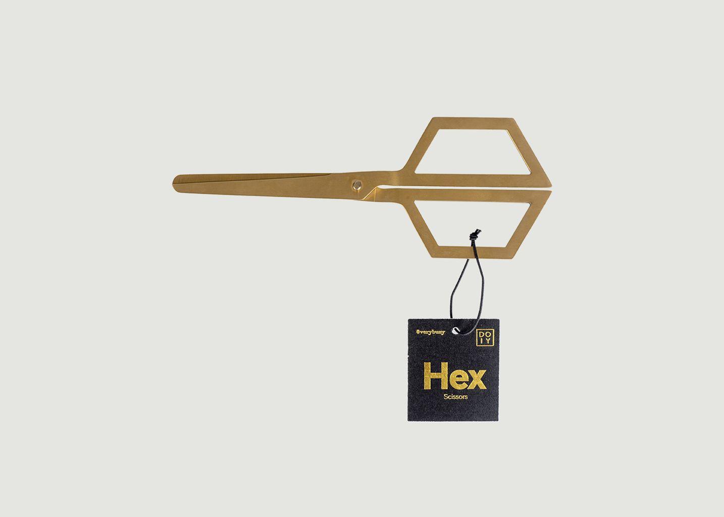 Hex Scissors - Doiy