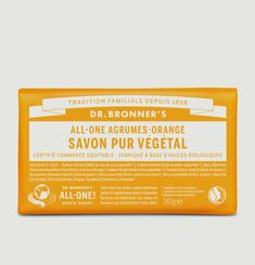 Citrus Soap Loaf Dr Bronners