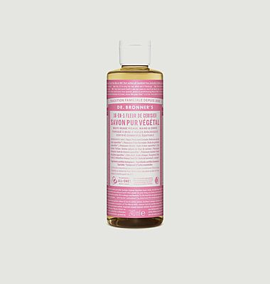 Liquid soap organic cherry blossom