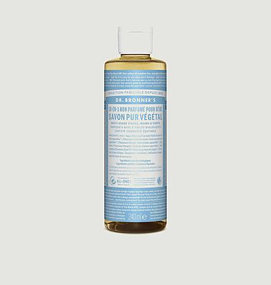 Organic Liquid Soap Unscented