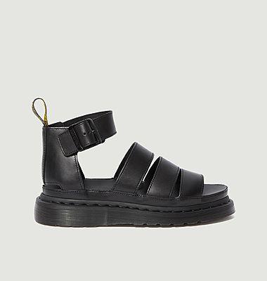Sandales en cuir Clarissa II
