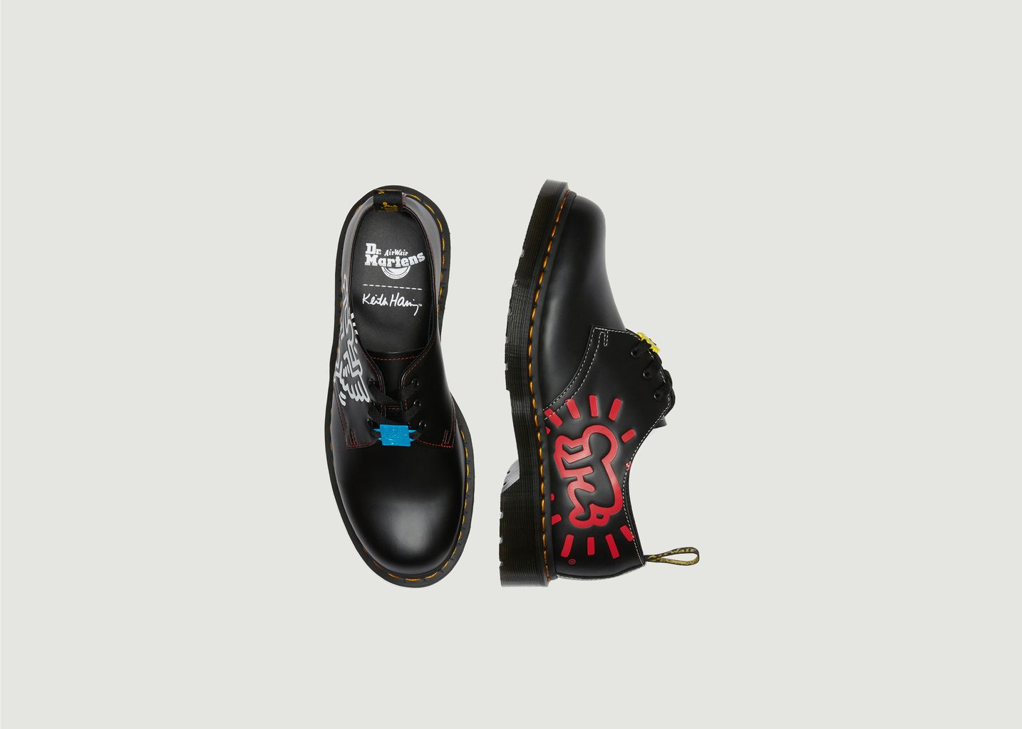 Derbies 1461 Keith Haring - Dr. Martens