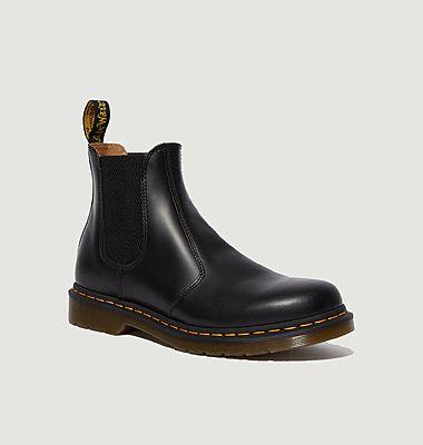 Chelsea boots en cuir 2976