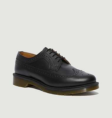 Derbies brogues en cuir 3989
