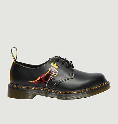 Chaussures 1461 Basquiat en cuir