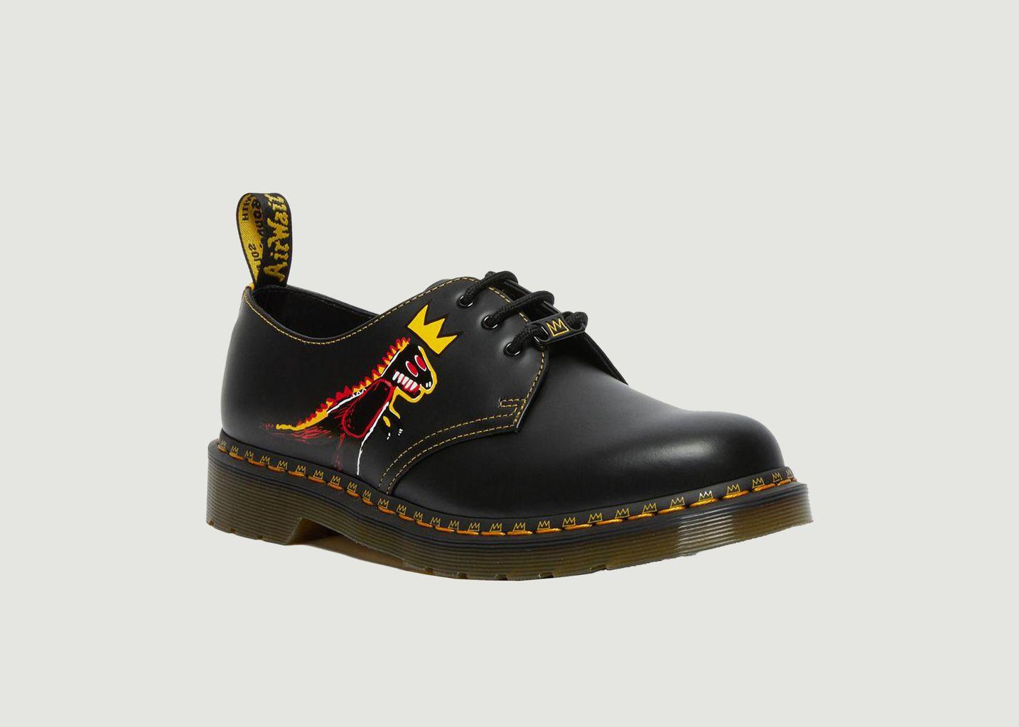 Chaussures 1461 Basquiat en cuir  - Dr. Martens