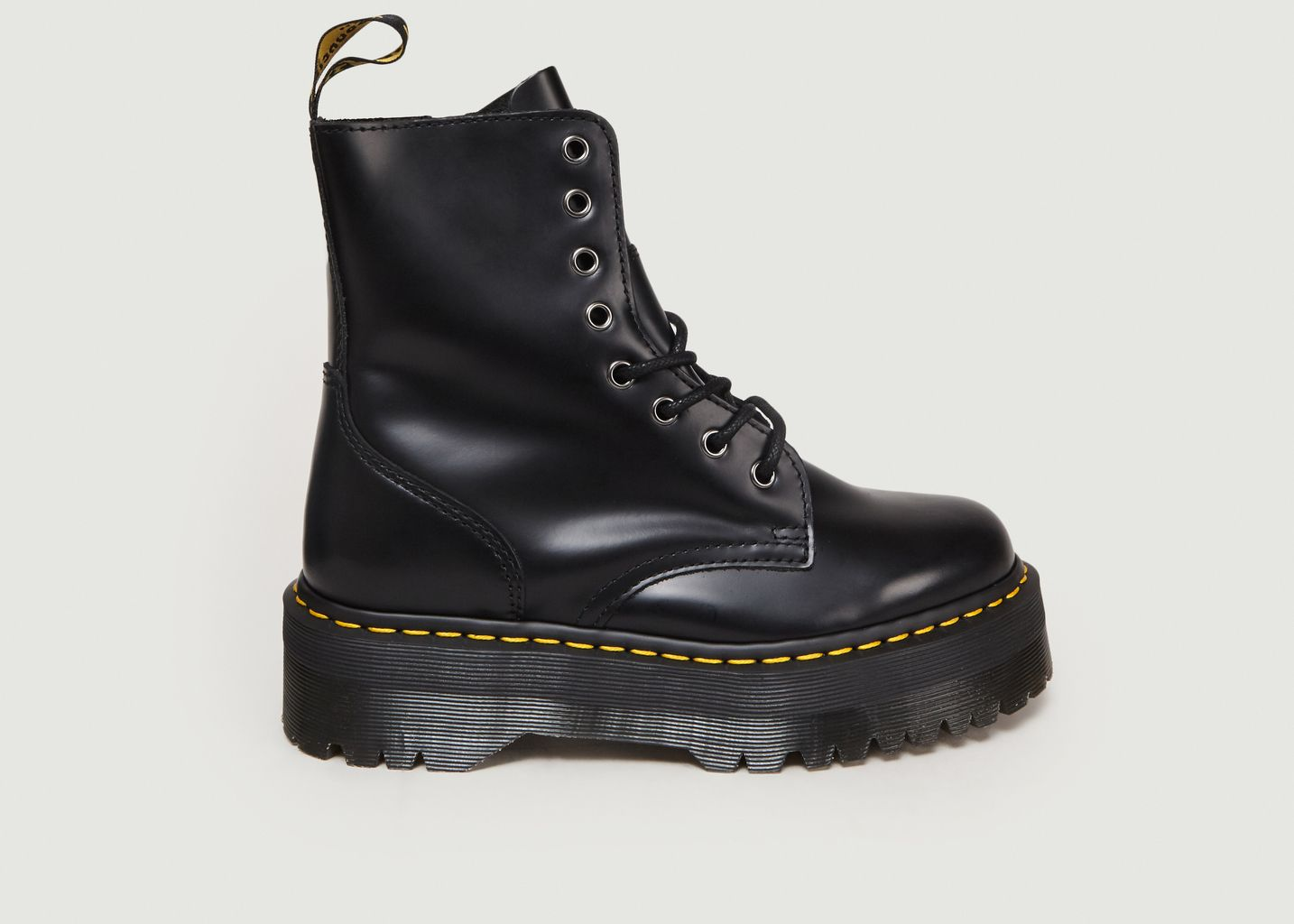 chaussures style doc martens plus fibe