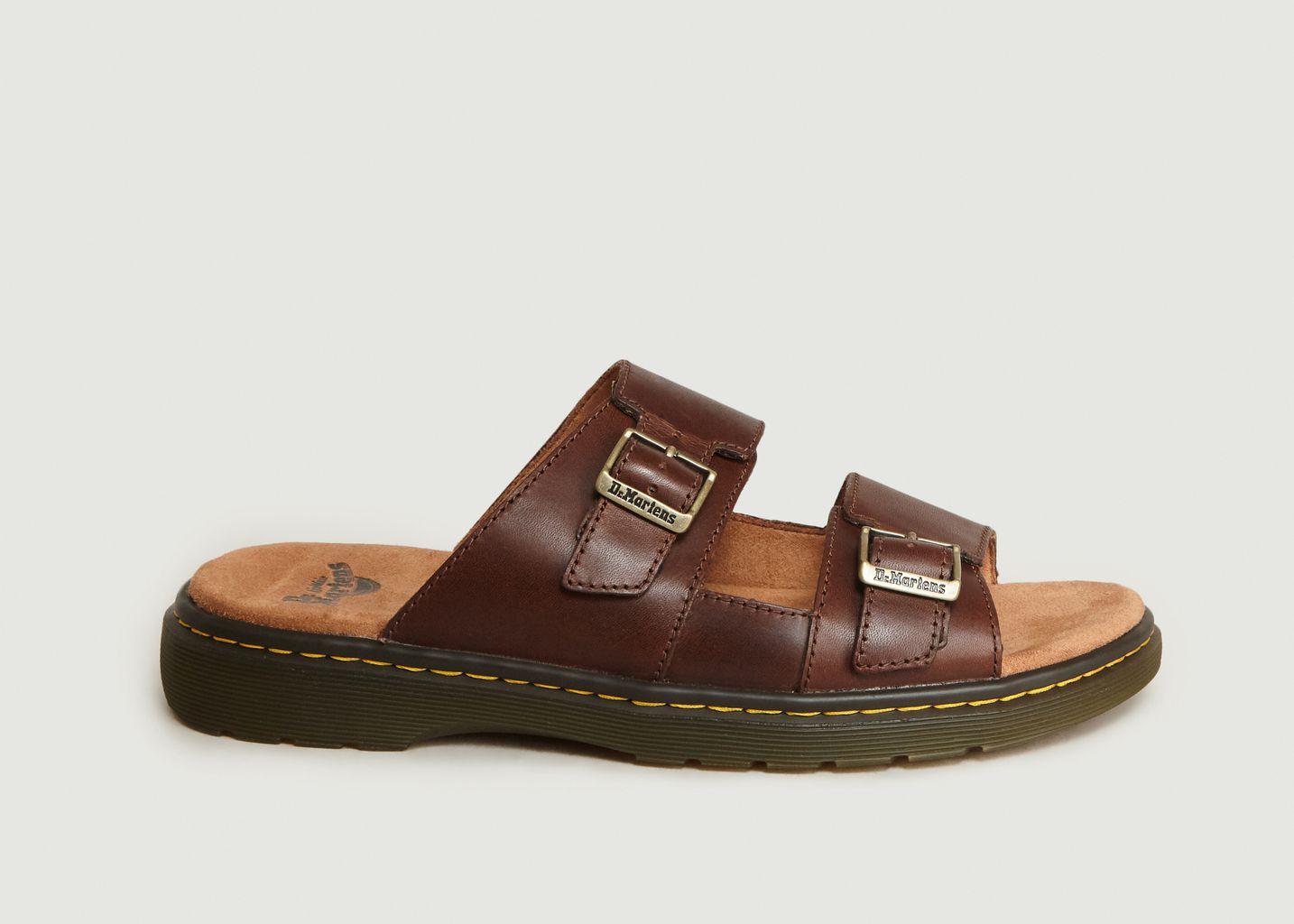 Sandales cuir Nikolai