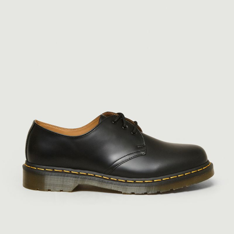1461 Smooth Leather Derbies - Dr. Martens