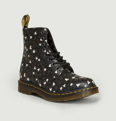 1460 Pascal Wild Hearts boots