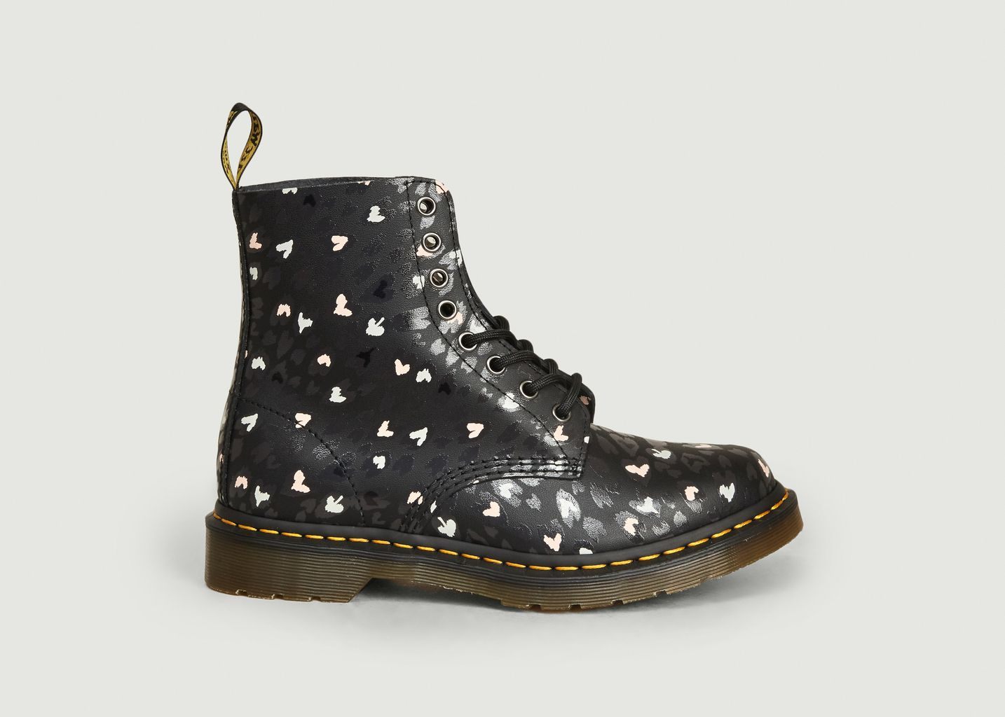 Boots 1460 Pascal Wild Hearts - Dr. Martens