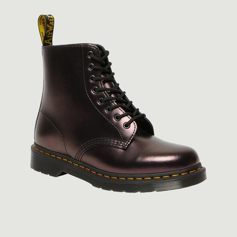 Boots en cuir métallisé 1460 Pascal - Dr. Martens