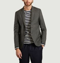 Moon Wool Blazer