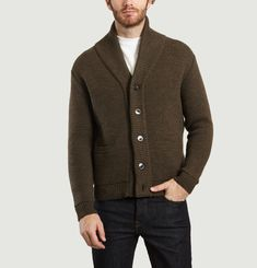 Deck Wool Cardigan