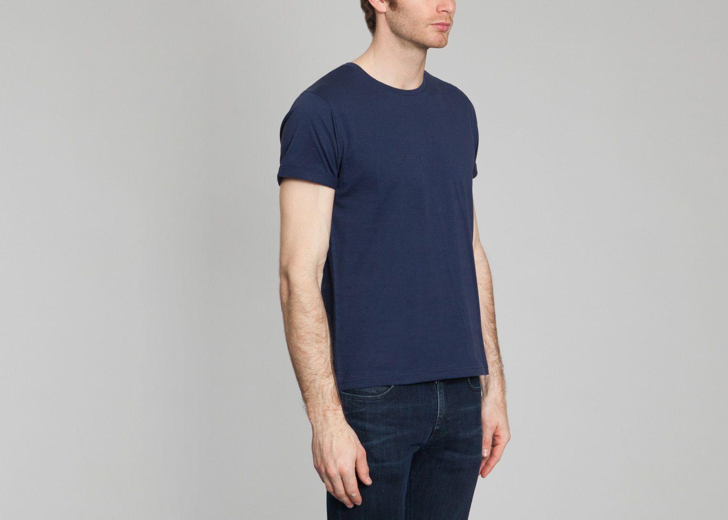 Tshirt Reverse - Drapeau Noir
