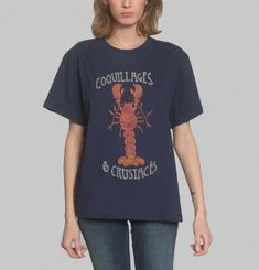 Mr. Lobster T-shirt