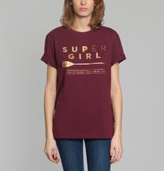 Tshirt Super Girl